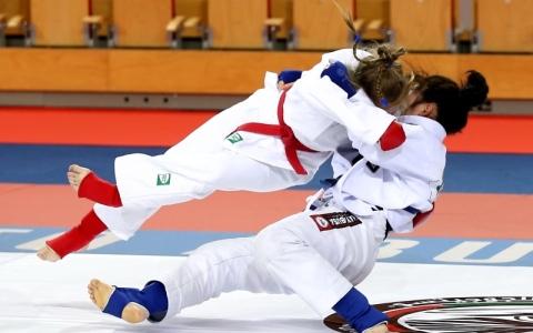 الصورة: منافسات الجوجيتسو تزيّن البطولة اليوم