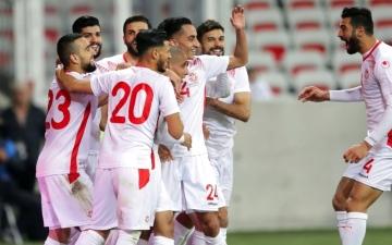 الصورة: المنتخب التونسي يغادر اليوم   إلى البرتغال