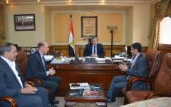 الصورة: تعاون رياضي بين مجلس دبي ووزارة الشباب المصرية