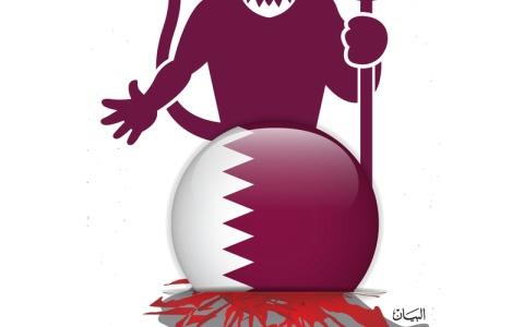 الصورة: أيادي قطر تمتد لإدخال القرن الأفريقي دائرة الصراع