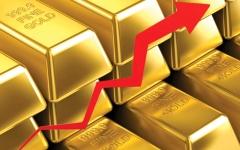 الصورة: الذهب يرتفع بتراجع الدولار وتجدّد التوترات التجارية