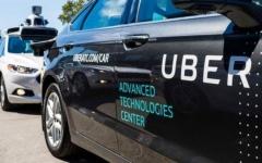 الصورة: «أوبر» توقف برنامج السيارات ذاتية القيادة في أريزونا