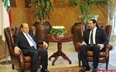 الصورة: تكليف الحريري بتشكيل الحكومة اللبنانية الجديدة