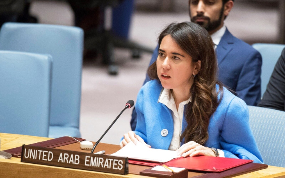 الصورة: الإمارات تطالب بمساءلة إيران لانتهاكها القانون الدولي