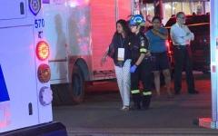 الصورة: إصابة 15 شخصاً جراء انفجار قنبلة بمطعم في كندا