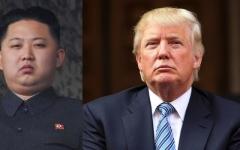 الصورة: ترامب يتراجع : القمة مع كيم جونغ  12 يونيو