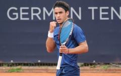 الصورة: إيقاف لاعب تنس للتلاعب في النتائج