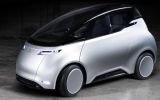 الصورة: شركة سويدية تقدم سيارة كهربائية مخصصة للمدن