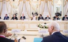 الصورة: حامد بن زايد: الإمارات تتبع سياسات متقدمة ومنفتحة