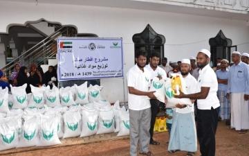 الصورة: «إفطار صائم» في «الشارقة الخيرية» يصل إلى 60 دولة