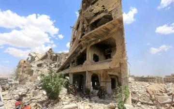 الصورة: جيش الأسد يستعد لمعركة في درعا
