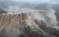 الصورة: صلالة العمانية تسجل أعلى معدل أمطار في العالم