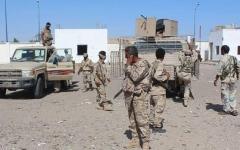 الصورة: المقاومة اليمنية تتقدم إلى مشارف الحديدة
