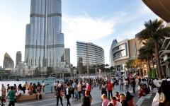 الصورة: دبي ثالث آمن مدينة في العالم
