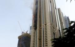 الصورة: إقبال على تأمين المباني ضد الحريق