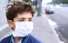 الصورة: هواء الفصول الدراسية أكثر تلوثاً من الشوارع