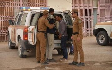 الصورة: السعودية: ضبط 1.2 مليون مخالف لأنظمة الإقامة والعمل وأمن الحدود