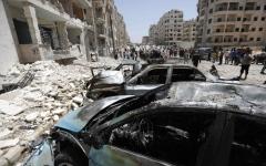 الصورة: أميركا تتوعّد الأسد في درعا