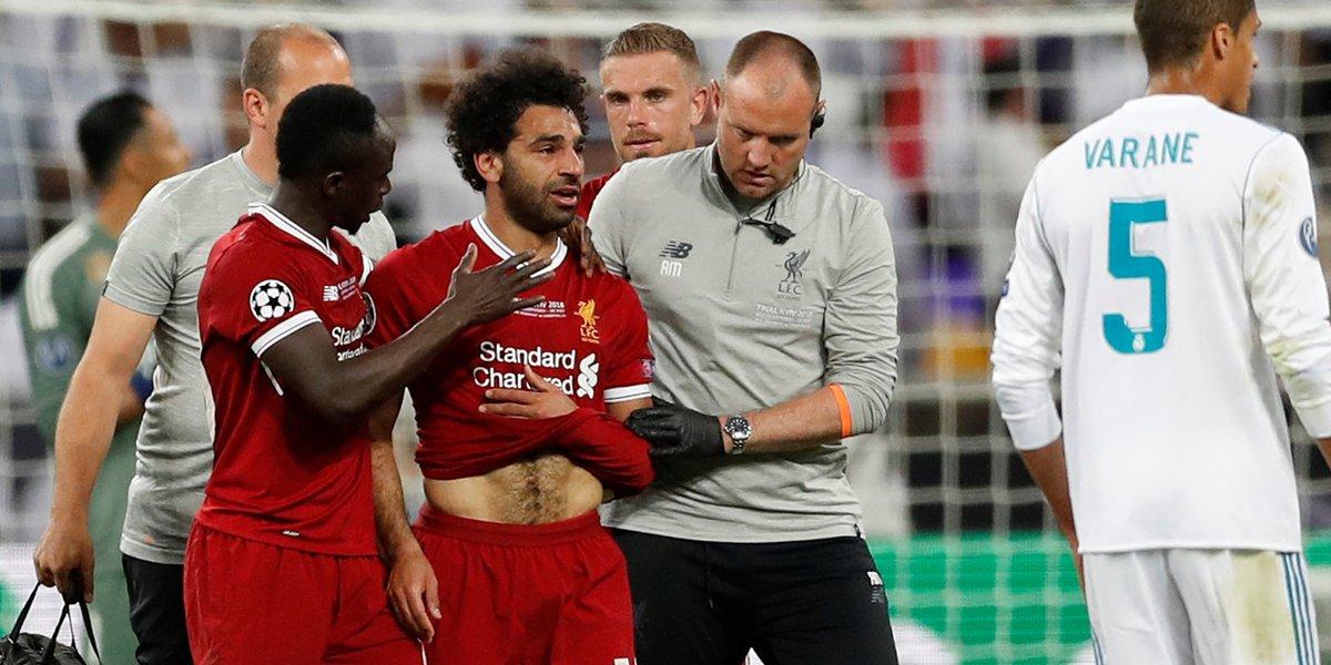 إصابة صلاح وأخطاء كاريوس تبدد حلم ليفربول