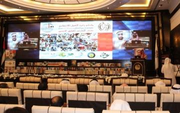 الصورة: 44 مؤسسة حكومية وخاصة في ملتقى زايد للعمل الإنساني