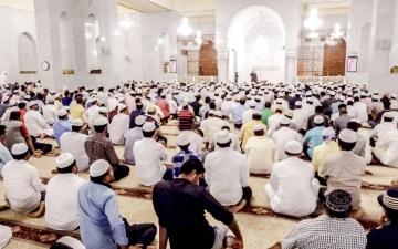 الصورة: محاضرة «تزكية النفوس» تجذب 2000 شخص في ملتقى راشد الرمضاني