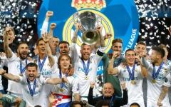 الصورة: ريال مدريد بطلاً لدوري أبطال أوروبا للمرة الـ13