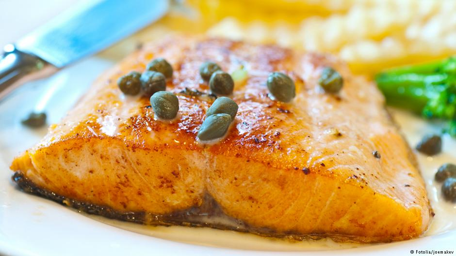 المأكولات البحرية تزيد فرص الحمل