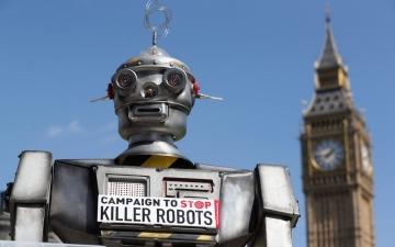 الصورة: قريبا.. روبوتات قاتلة لا تحاسب في الحروب