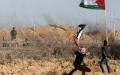 الصورة: شهيدان في قصف إسرائيلي جنوب غزة