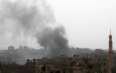 الصورة: مقتل 9 عسكريين روس في سوريا