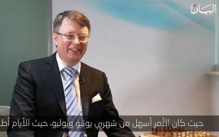 الصورة: ماركوس ميلان: الإمارات ثقل اقتصادي يحتضن الأعمال الناشئة