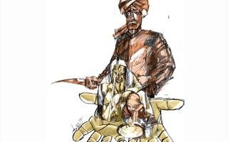 الصورة: «الخير والشر».. ثنائية وصراع لوّنا قصيدة زهير بن أبي سلمى