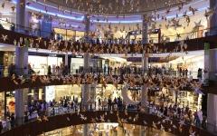 الصورة: %98 إشغال مراكز التسوّق الرئيسية في دبي