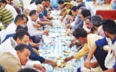 الصورة: هيئة الهلال الأحمر تكثّف برامجها الرمضانية في اليمن