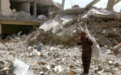 الصورة: هجوم لـ«داعش» يسفر عن مقتل جنود روس في دير الزور