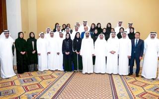 محمد بن راشد: تعزيز تنافسية الإعلام الإماراتي برسالة هادفة تخدم بناء المجتمع