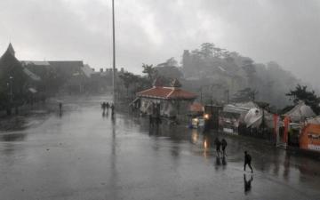 الصورة: مصرع 46 شخصاً بسبب العواصف والبرق في الهند