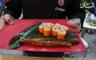 الصورة: السوشي الملون على الطريقة التايوانية
