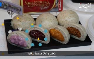 الصورة: خبز بخاري شهي ولذيذ على الطريقة الماليزية
