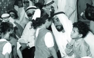 الصورة: زايد.. وإنجازات نواعم الإمارات