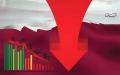 الصورة: اقتصاد قطر يتهاوى مع استمرار استنزاف مواردها المالية
