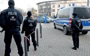 الصورة: إصابة 15 شرطي خلال مهرجان موسيقي في ألمانيا