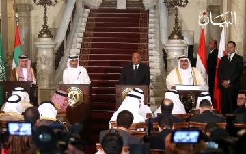 الصورة: الصورة: عام على مقاطعة دولة الإرهاب.. قطر