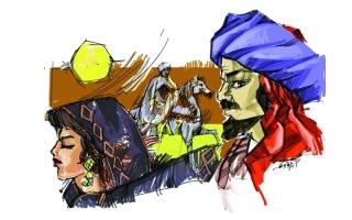 الصورة: الشكوى من الزمن.. هموم إنسانية جمعت الشعراء في ميدان البوح