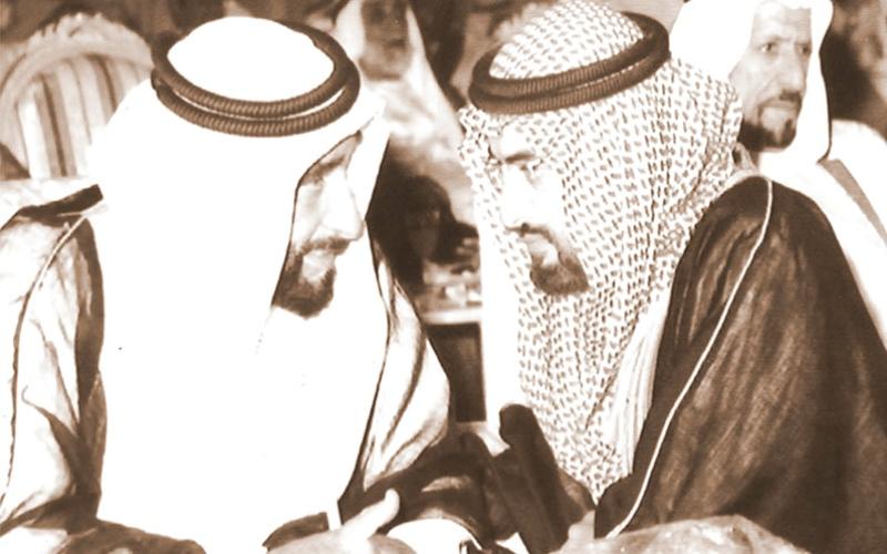 الصورة: محمد بن زايد: الشيخ زايد قائداً استثنائياً على جميع المستويات