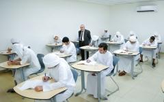 الصورة: «التربية» تحدد الصفوف لاختبارات نهاية العام «الورقية»