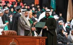 الصورة: سلطان القاسمي: جامعة الشارقة الأقوى في تأهيل الكوادر