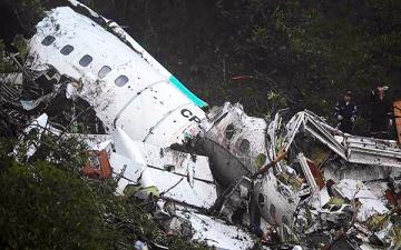 الصورة: العثور على حطام طائرة كينية مفقودة
