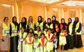 """الصورة: """"أنا أتطوع"""" في مؤسسة دبي للإعلام يشارك بمبادرة رمضان أمان"""