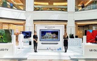 الصورة: «إل جي» تطلق في الإمارات تشكيلة أجهزة تلفاز أوليد 2018